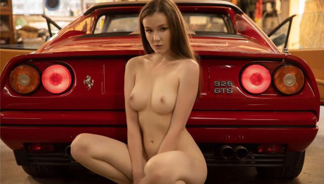 Ferrari VR Emily Bloom EmilyBloom vr porn video