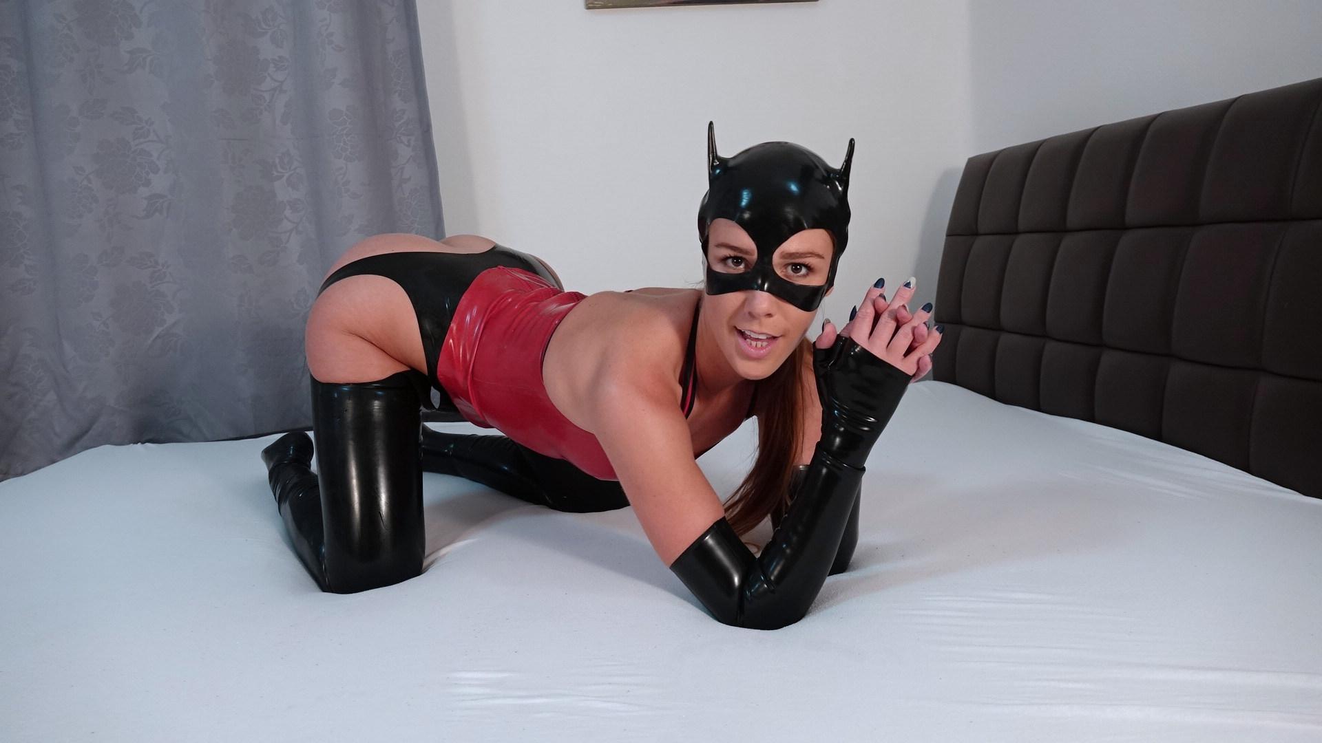 Alexis Crystal: Latex Pussycat