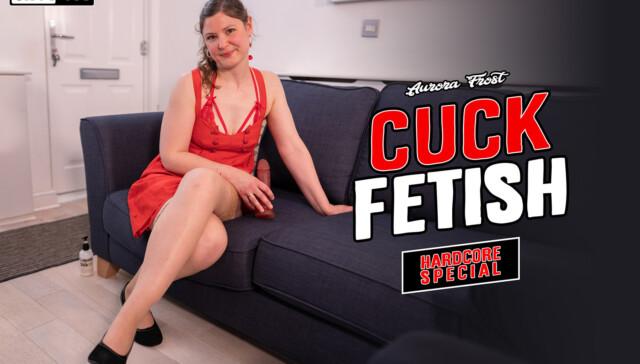 Cuck Fetish Aurora Frost WankitNowVR vr porn video