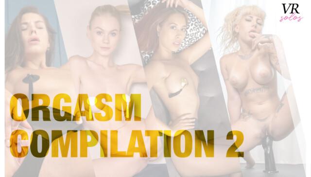 Orgasm Compilation II by VRsolos VRsolos vr porn video