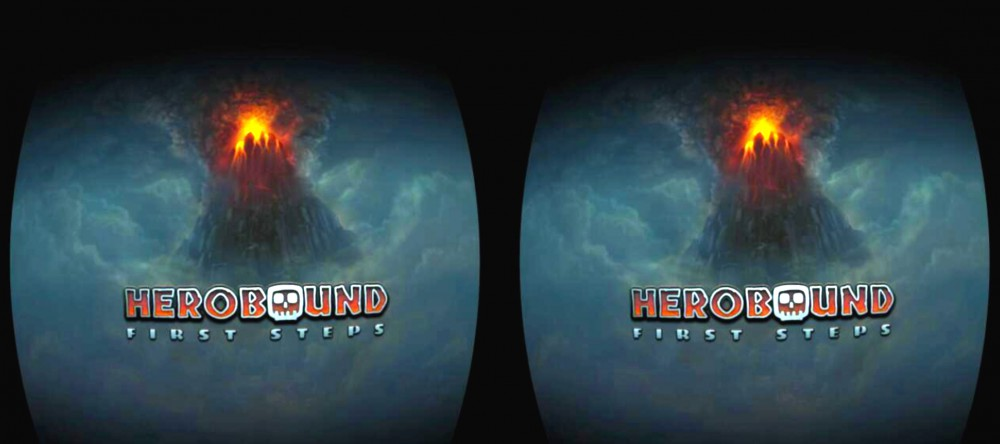 Gear VR Screenshot of Herobound