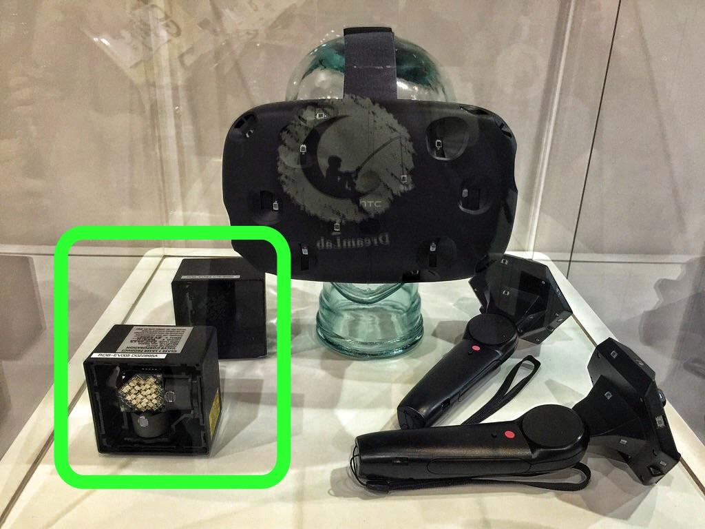 Lighthouse Valve VR Tracking (image credit: twimg.com)