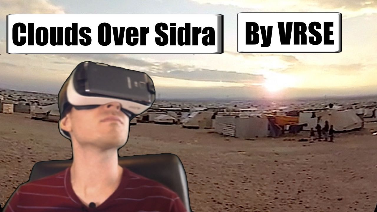 Clouds Over Sidra by VRSE.com
