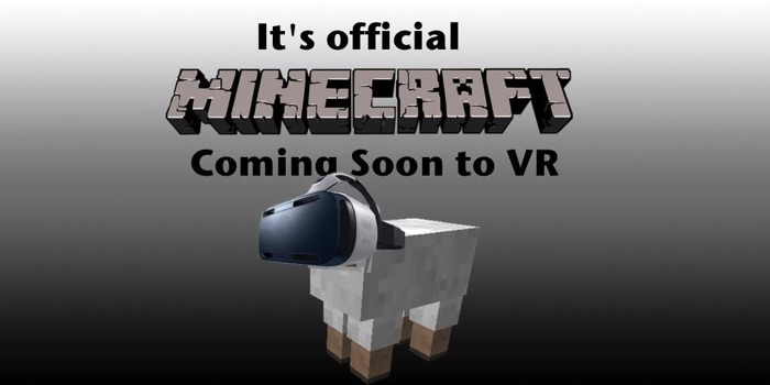 Minecraft Is Coming to VR and More Stories This Week VR Porn Blog virtual reality