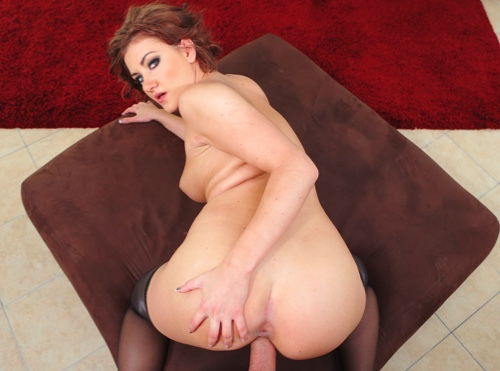 All That Jizz - Curvy Russian Girl Takes It Every Way