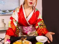 Japanese Chopsticks - Are You Ready For This Hot Asian Dish? VirtualRealPorn Mitsuki Sweet VR porn video vrporn.com