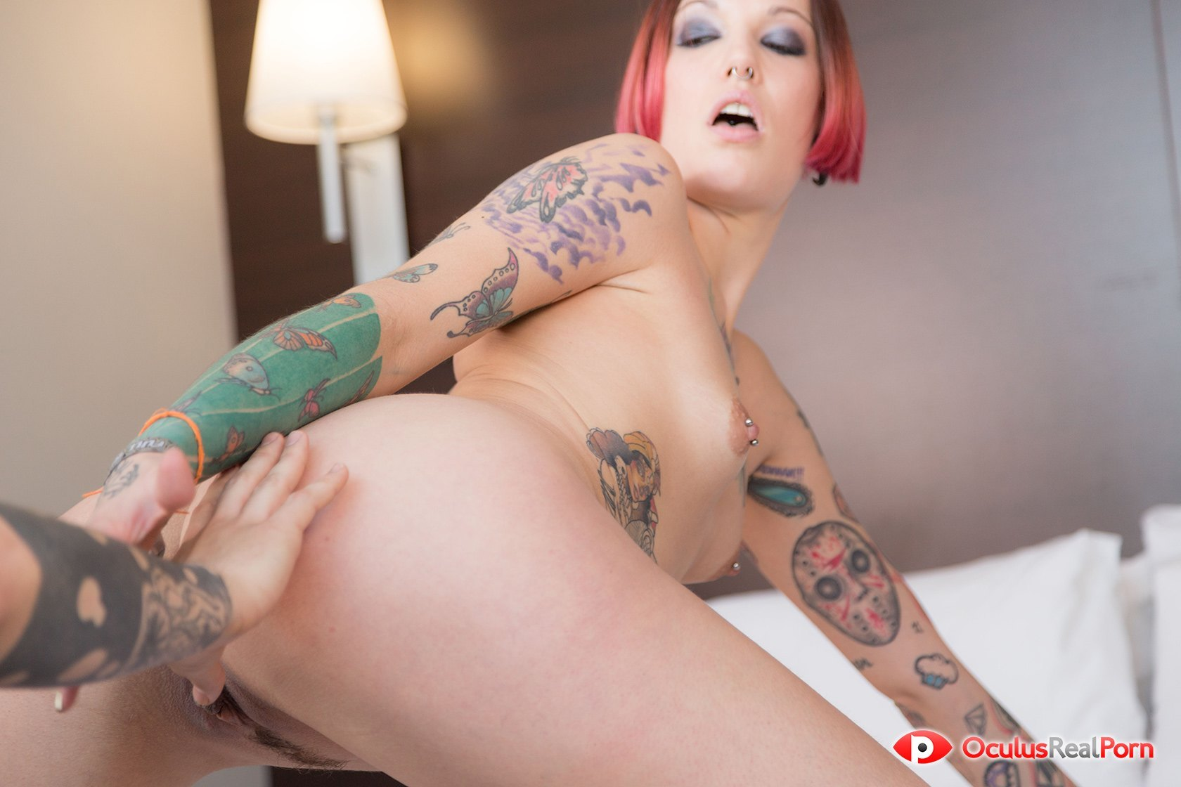 Tattoo Blowjob – Part 1- Horny Dancing Silvia - VR Porn ...