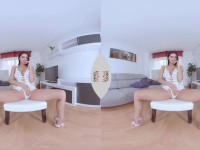 Kira Queen's JOI - Big Tits Babe Gets You Off VirtualTaboo Kira Queen vr porn video vrporn.com virtual reality