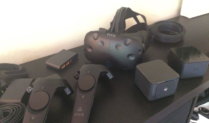 The'VRPorn Room' - HTC Vive Arrival, Unboxing, Thoughts VR Porn Blog virtual reality